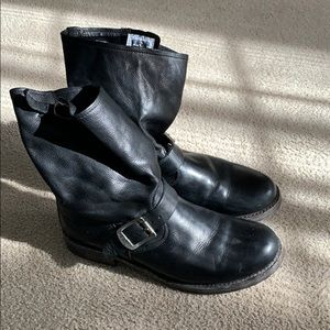 Frye women's leather boots